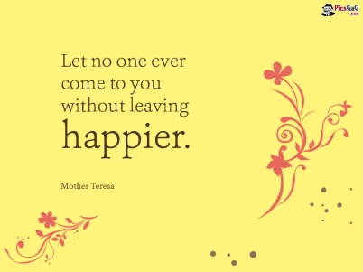 mother-teresa-quote on happiness May 16 2016