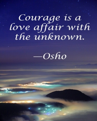 Really seeing me courage Osho May 26 2016