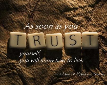 trust Goethe