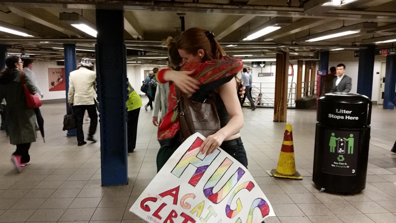 Hugs June 16 2016