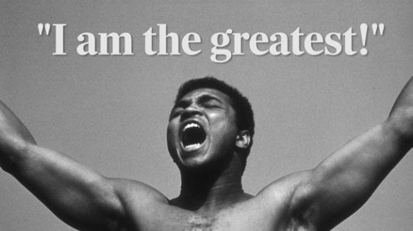 Muhammed Ali Owning my Gifts June 14 2016