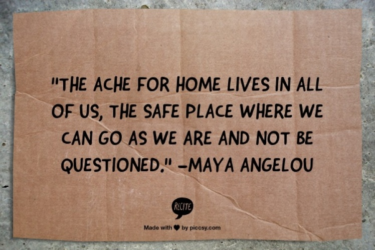 Home Maya Angelou July 20 2016