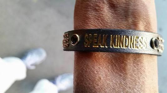 Speak Kindness July 9 2016
