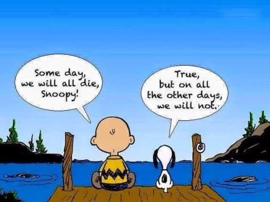 Living Fully Snoopy and Charlie Brown Sept 4 2016
