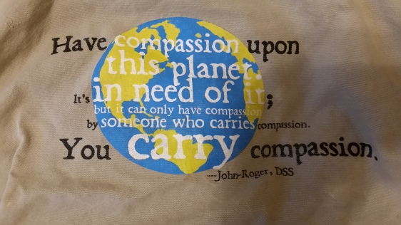 Peace Ambassador at Last - Compassion March 19 2017