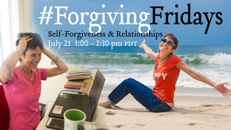 Forgiving Fridays banner Relationships