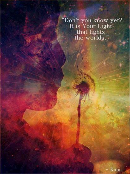 Letting Go of Comparisons - Rumi