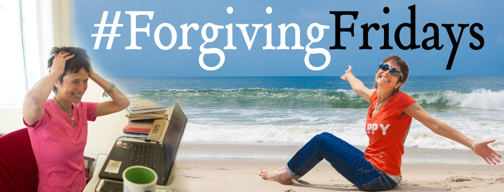 Forgiving Fridays banner facebook
