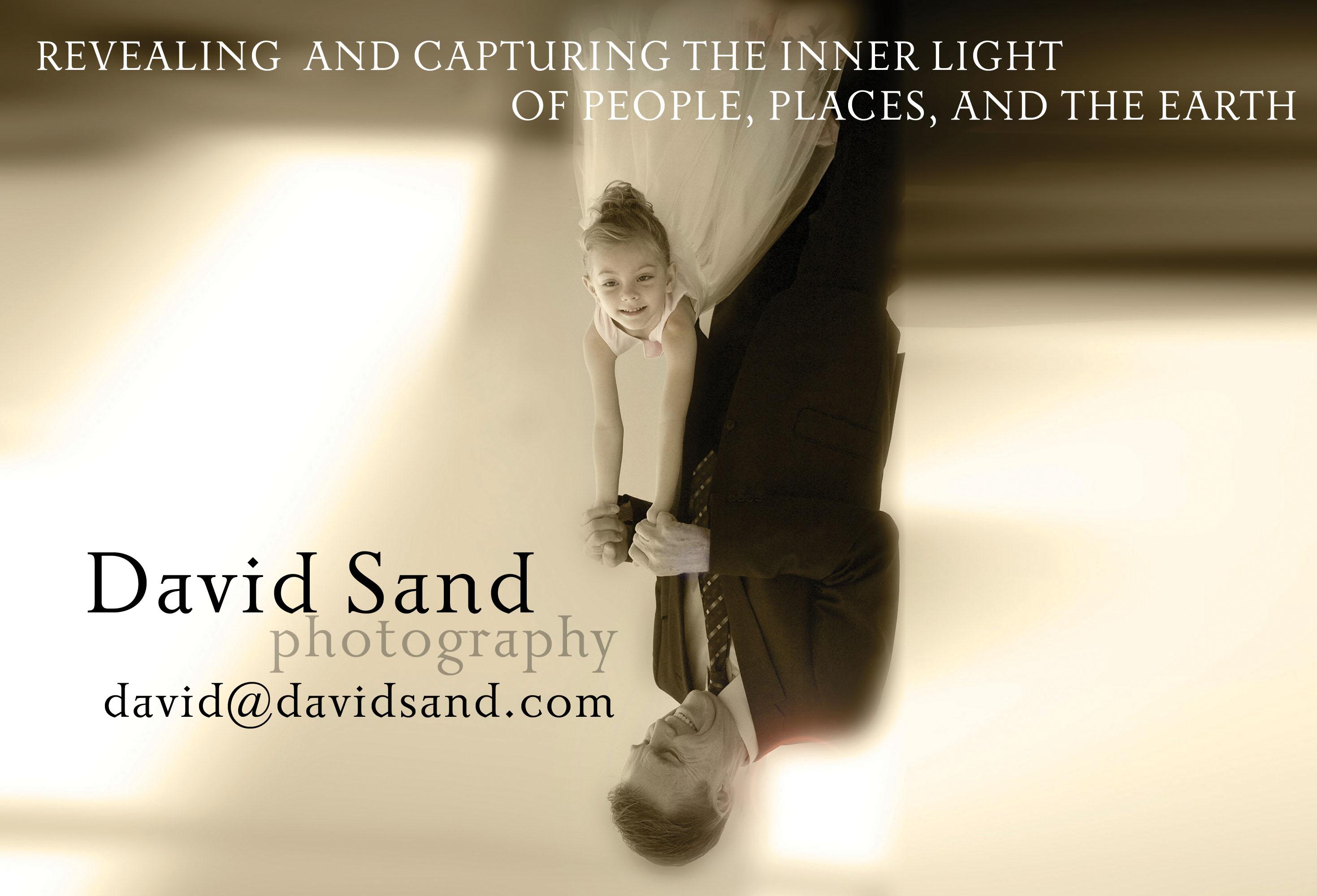 David Sand photography