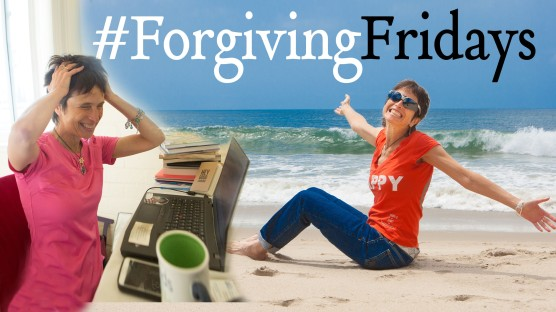 Forgiving Fridays banner2