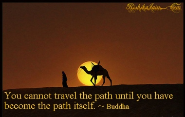 Pave the path with LOVE Buddha Sept 18 2016