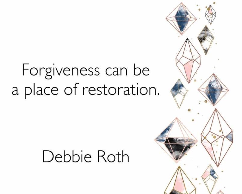 Forgiveness Podcast Restoration 2018