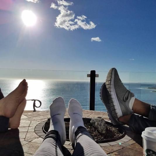 Gratitude and Abundance Feet
