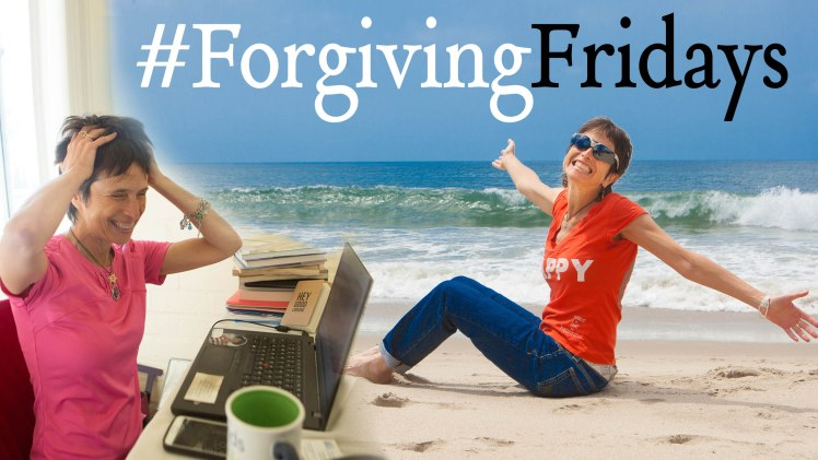 Forgiving Fridays banner