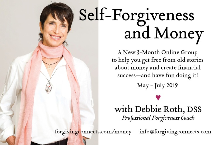 self-forgivenessandmoneygroupmay-july