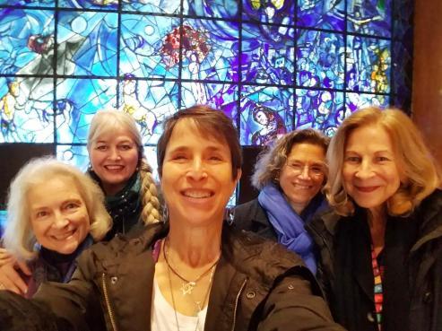 Spiritual Caucus group Selfie