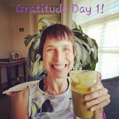 Gratitude Day 1